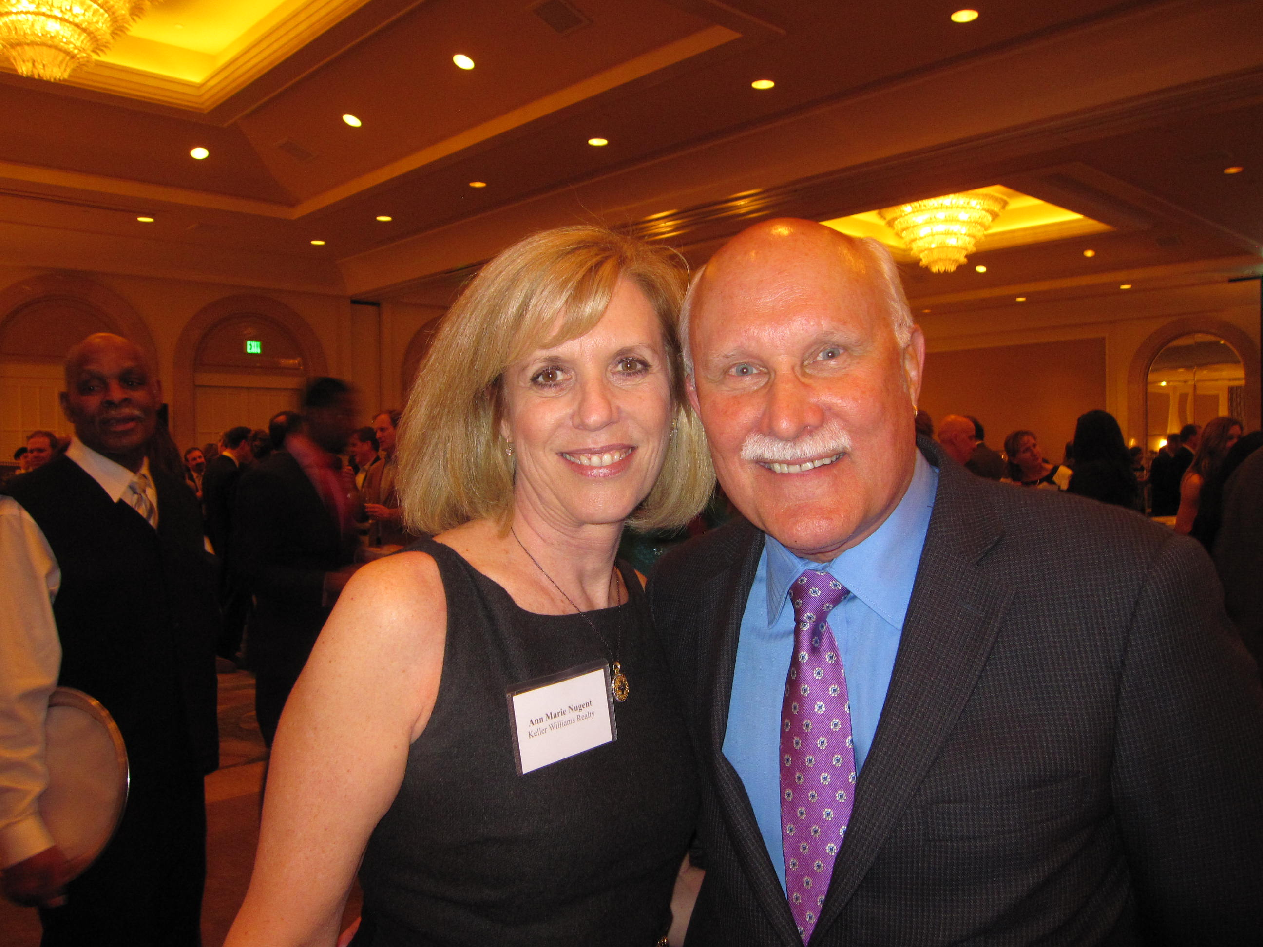 Walberg & Nugent Attend The Book of Lists Party