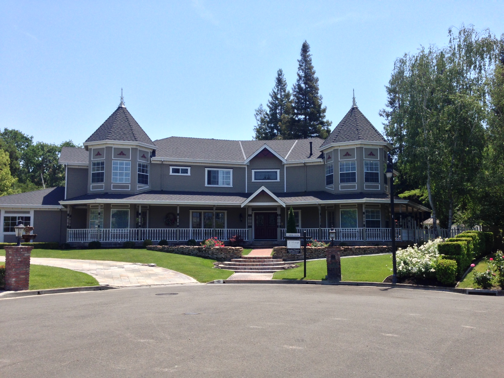 OPEN HOUSE SUNDAY FOR 5 BEDROOM IN DANVILLE CA