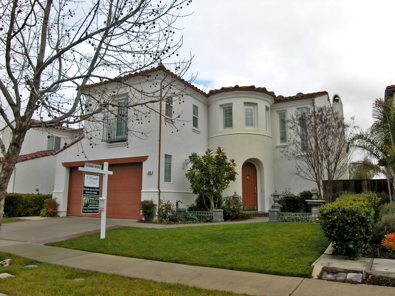 Open House Sunday for  216 Helicon Ct, San Ramon, CA