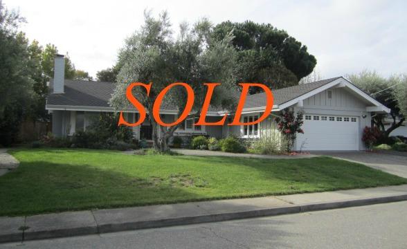 SOLD: 7405 Hillsboro Ave San Ramon, CA