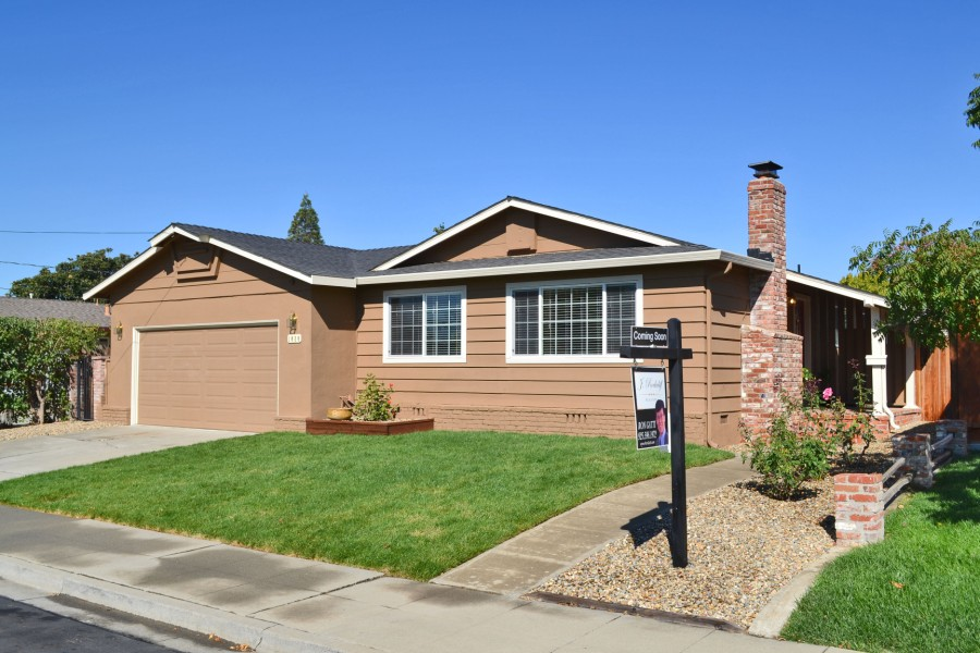 Just listed from Ron and Joe Gatti: 1080 Via Madrid, Livermore $518,900