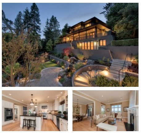 Just Listed: Craftsman Estate with Mt. Diablo Views in Lafayette, CA