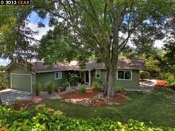 Sold: 2482 Sky Road Walnut Creek, CA