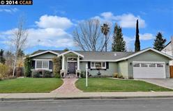 Sold: 7543 Sedgefield Ave San Ramon, CA