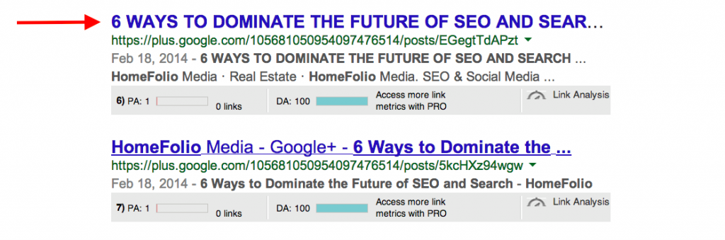 6 ways to dominate the future of seo search results