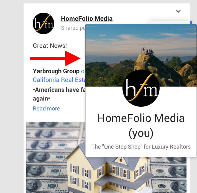 homefolio media hovercard