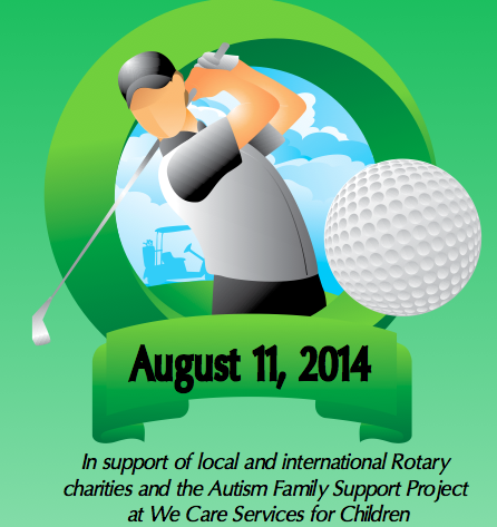 Annual Golf Tournment to Benefit We Care Services for Children