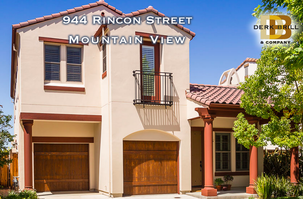 Open House for 944 Rincon St, Mountain View, CA