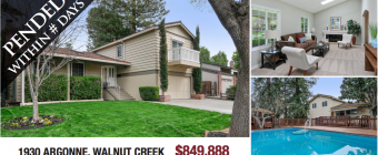 Pending | 1930 Argonne, Walnut Creek