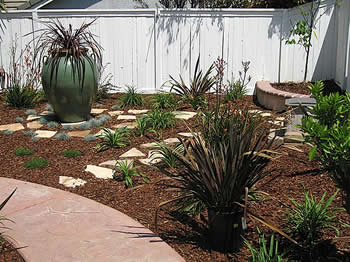 Upkeeping Curb Appeal With Low Water Landscaping Homefolio