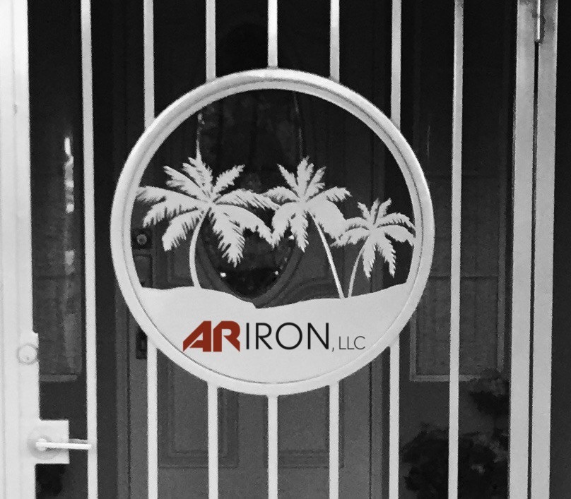 AR Iron Provides Unparalled Wrought Iron Services for Over 25 Years