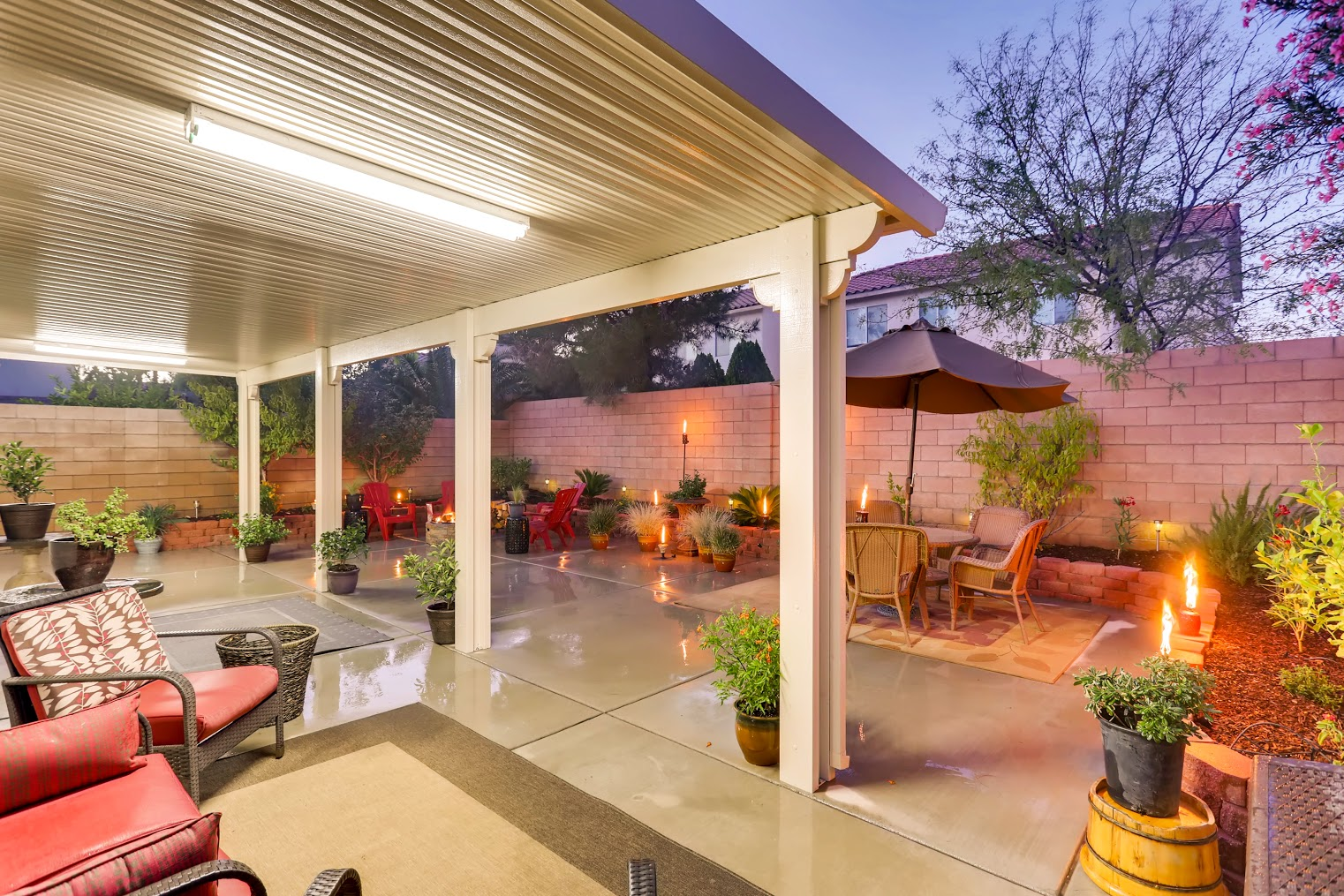 Richard Husel and Summerlin Outdoor Staging: Service Beyond Compare